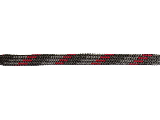 Barth Schuhbandl Halbrunde Schnürsenkel 180cm red/grey